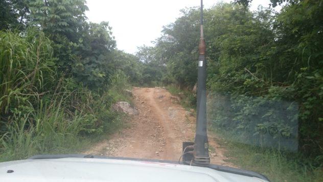 Guinea highway