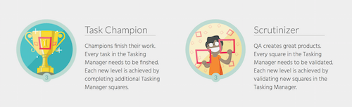Earn your Task Champion and Scrutinizer Badges!