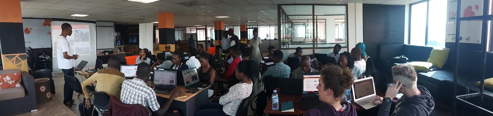 Mapathon in Kampala