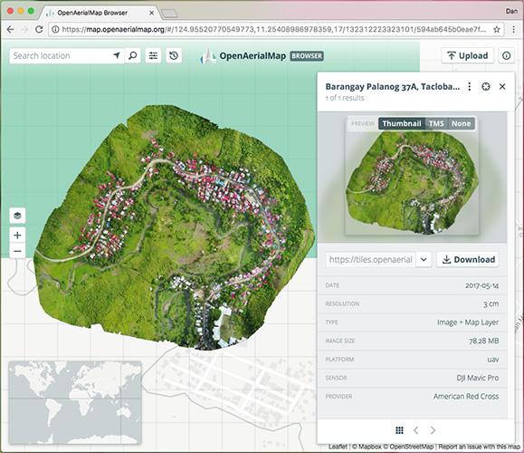 OpenAerialMap